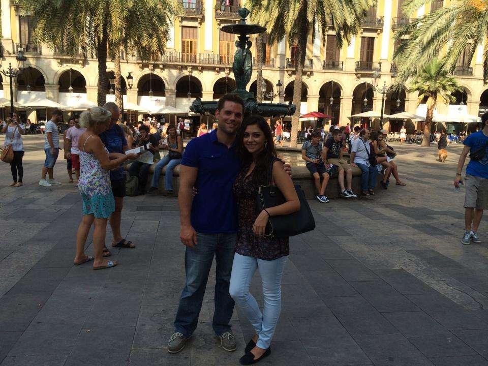 Las Ramblas - Barcelona Spain