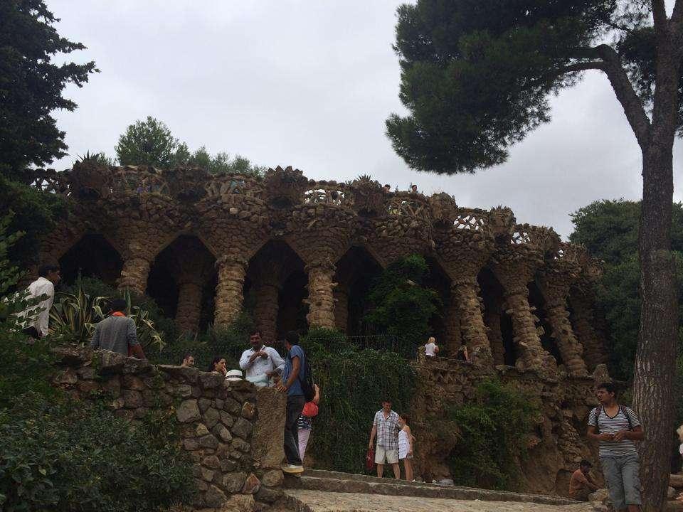 Parc Güell - Barcelona Spain