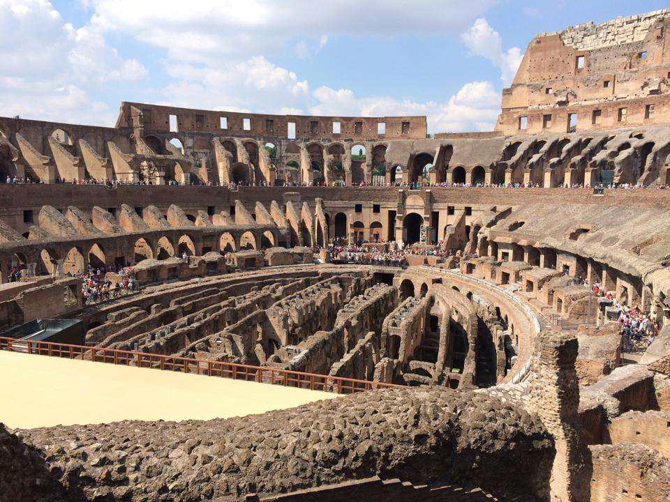 The Colosseum - Rome Italy