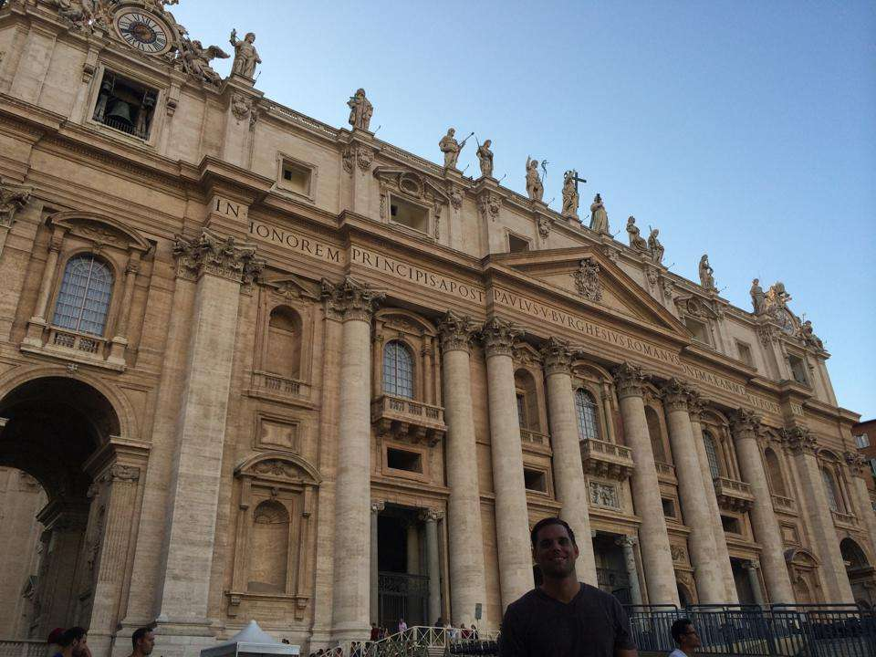 The Vatican - Rome Italy