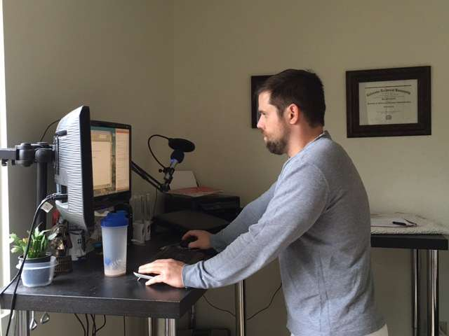 A Day In The Life of an Internet Entrepreneur
